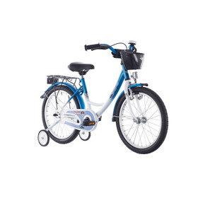 "Vermont Capitain Childrens Bike 18"" blue/white"